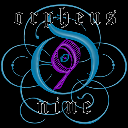Orpheus Nine - progressive rock music, art rock, symphonic prog - Orpheus 9 - O9